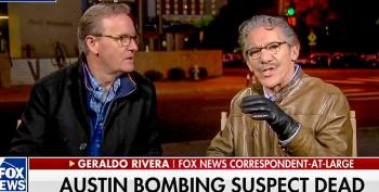 Geraldo Rivera Outrages Fox Viewers By Explaining Why Austin Bomber Is Likely A Conservative