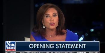 Fox's Jeanine Pirro Does Damage Control For Trump Over Omnibus Spending Package