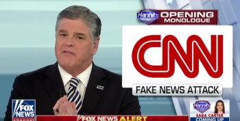 Hannity Goes Bonkers Over CNN 'Porn King' Jeff Zucker Calling Out Fox Propaganda
