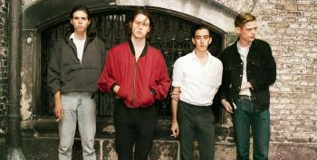 C&L's Late Nite Music Club With Iceage