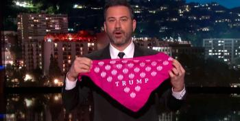Jimmy Kimmel Filing A Federal Complaint About Trump Store