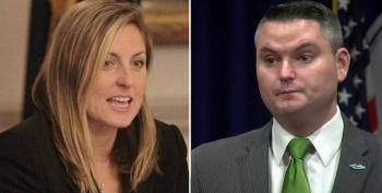 State GOP Rep Gets Restraining Order Against GOP Rep Who Pointed A Gun At Her