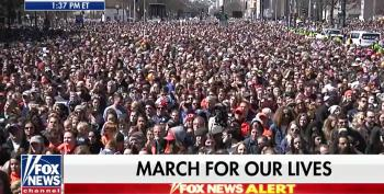 Fox Makes March For Our Lives About Anti-Abortion March For Life