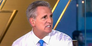 GOP's Kevin McCarthy: Trump Calling Chuck Todd 'Son Of A Bitch' Is A Way To Stop NoKo Missiles