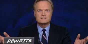 Lawrence O'Donnell On Trump Twitter Meltdown: 'Are These The Questions That A Crazed Guilty Suspect Asks?'