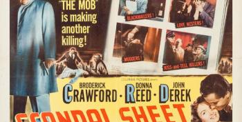 C&L's Sat Nite Chiller Theater: Scandal Sheet  (1952)