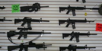 Politics And Reality Radio: Why Are White Guys Stockpiling Guns?