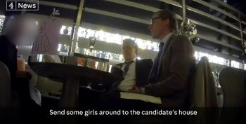 VIDEO Of Cambridge Analytica Boss: 'We Could Send Some Girls Round To The Candidate's House...'