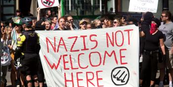 Politics And Reality Radio: Antifa Has Nazis On The Run