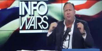 Alex Jones Rages At Political Enemies: 'Why Don't You Hang Yourselves Tonight?'