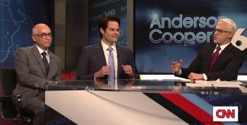 SNL Cold Open: Anderson Cooper Covers White House Turmoil