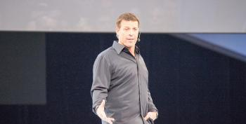 Tony Robbins Runs Into MeToo Movement And Shows He Doesn't Get It
