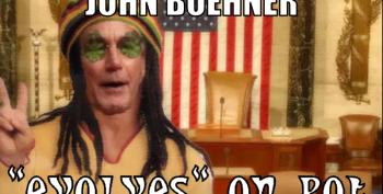 Boehner Joins Board Of Multi-State Pot Organization! Everyone Light Up