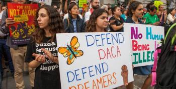Trump's DOJ Wants To Railroad DACA To Supreme Court