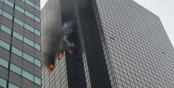Trump Lobbied Against Ordinance Requiring Sprinklers In Skyscrapers And Never Installed Them In Trump Tower