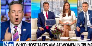 Ed Henry Blows A Gasket Over Michelle Wolf Ripping Sarah Sanders: 'I'm Getting Angry Just Thinking About It'