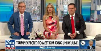 Trump Brags About Progress With North Korea, Ignores News That Nuclear Test Site Collapsed