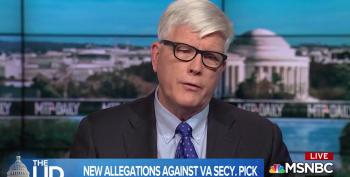Hugh Hewitt On Ronny Jackson Debacle: White House Vetting Process Is 'Getting Better'