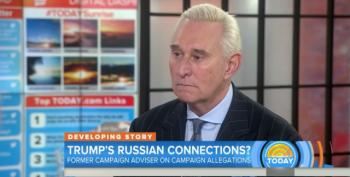 Roger Stone Loses GOP Speaking Gig For Calling Barbara Bush A 'Vindictive Drunk'