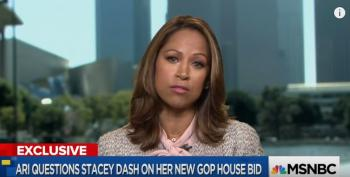 Stacey Dash Drops Out Of Congressional Race After Fewer Than Five Weeks