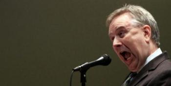 Former GOP Congressman And NRA Shill Steve Stockman Convicted On 23 Felonies