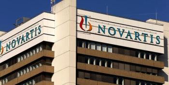 Novartis Paid Cohen 5 Times More Than It Paid Its Top Registered Lobbyist In 2017