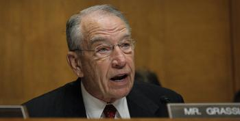 SURPRISE! Sen. Grassley Releases Senate Testimony On Trump Tower Meeting