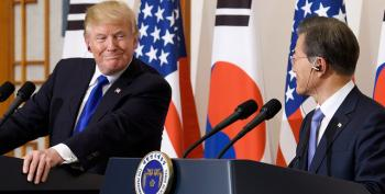 In Completely Unshocking News, Trump Cancels North Korea Summit