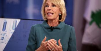 Betsy DeVos Slashes Team Investigating Abuses By For-Profit College