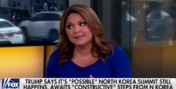 Fox News 'Democrat' Uses North Korea Debacle To Smear Pelosi