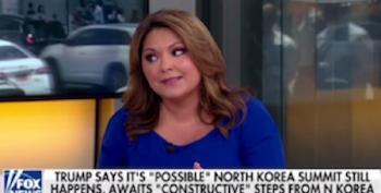 Fox News Dem Uses North Korea Debacle To Smear Pelosi