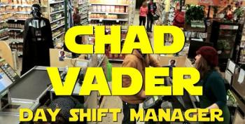Open Thread - May The Fourth With Chad Vader