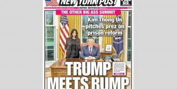 Twitter Captions The Trump Kardashian 'Summit'