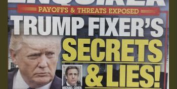 Michael Cohen Reacts To National Enquirer's Front Page Threat
