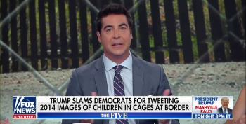 Fox's Jesse Watters Suggests Separating Immigrant Children From Parents Is 'Humane'