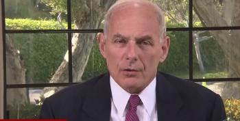 NBC News: John Kelly Called Trump An 'Idiot,' Imagines Himself 'Savior Of The Country'