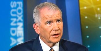 'I'm Certainly Not A Doctor': Oliver North Says ADHD Drug Ritalin Causes Mass Shootings