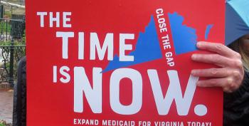 Virginia GOP's Final Fight Against Medicaid Expansion Will Fail