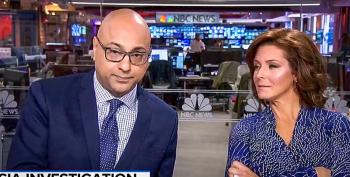 Ali Velshi: Trump's 'No Collusion' Claims Are 'Ludicrous Like Me Saying I'm Brad Pitt'