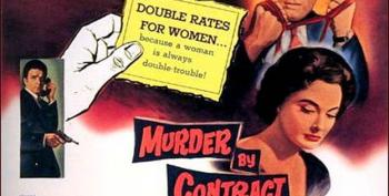 C&L's Sat Nite Chiller Theater: Murder By Contract (1958)