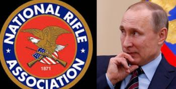 Senate Report: Kremlin Used NRA To Help Funnel Money To Trump Campaign