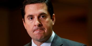 Devin Nunes Demands Docs From The Justice Department - But Never Reads Them