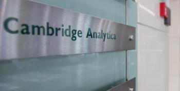 Cambridge Analytica And SCL To Shut Down, Rebrand As 'Emerdata'