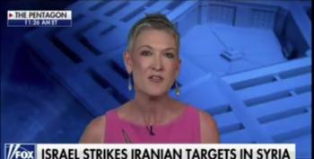 Fox News March To War: Pretending Israel Did Not Provoke Iran's Missile Strike Edition