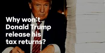 Trump Tax Fraud? Somewhere, Al Capone Is Laughing