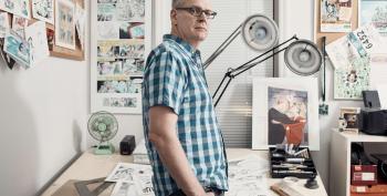 Award-winning Cartoonist Fired For Making Fun Of Trump