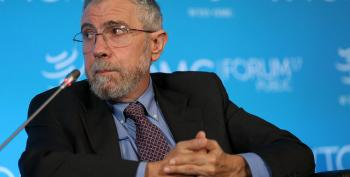 Krugman Attacks Media For Placating GOP With 'Both Siderism': Republicans 'Are Just Completely Insane'
