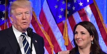 RNC Chairwoman Warns Republicans To Embrace Trump - Or Else