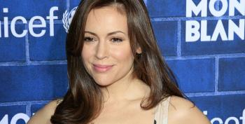 Actress Alyssa Milano Offers To Foster Migrant Children: 'Moral And Patriotic Duty'