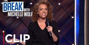 Must Watch:  Michelle Wolf's Perfect Takedown Of Cable News